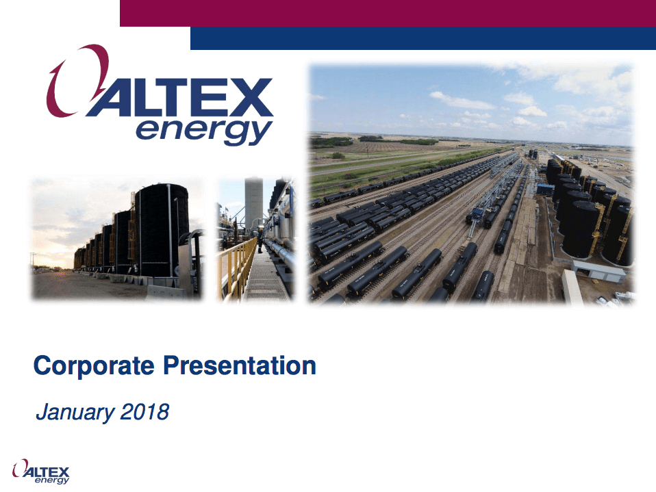 Presentations welcome to altex energy for Altex decoration ltd